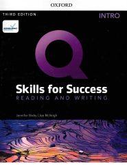 کتاب Q-Skills-Intro-Reading-Writing-third-Edition