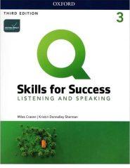 کتاب Q-Skills for success 3