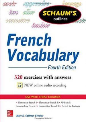 کتاب Schaum's-French-Vocabulary