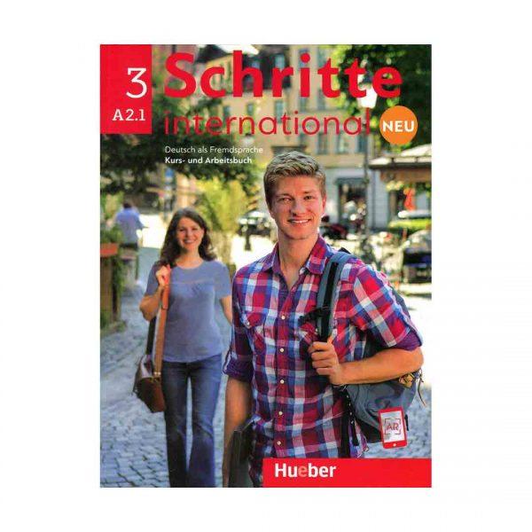 کتاب Schritte-International-Neu-A1.2