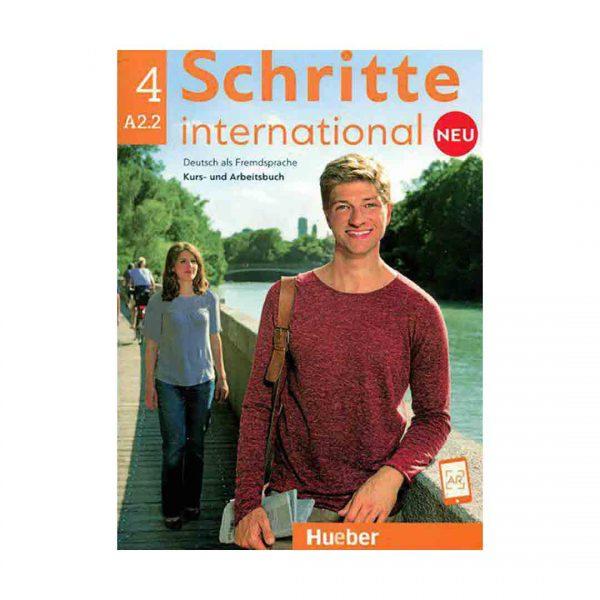 کتاب Schritte International Neu A2.2