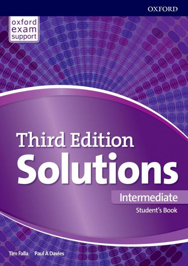 کتاب Solutions-Intermediate-3rd-Edition-Students-Book