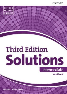 کتاب Solutions-Intermediate-3rd-Edition-Workbook