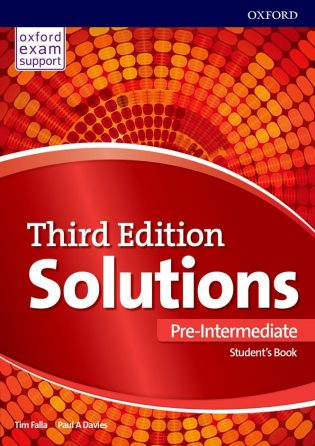 Solutions-Pre-Intermediate-3rd-Edition-Students-Book