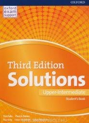 کتاب Solutions Upper-Intermediate 3rd Edition