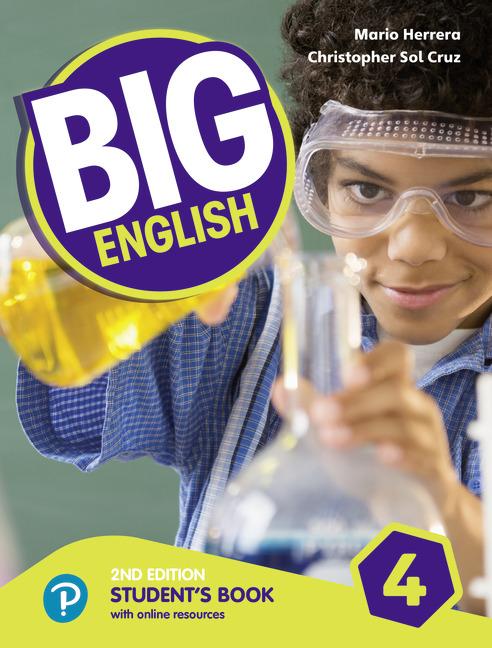 کتاب BIG English 4 Second edition