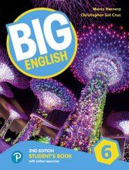 کتاب BIG English 6 Second edition