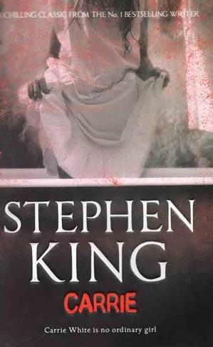 کتاب stephen king carrie