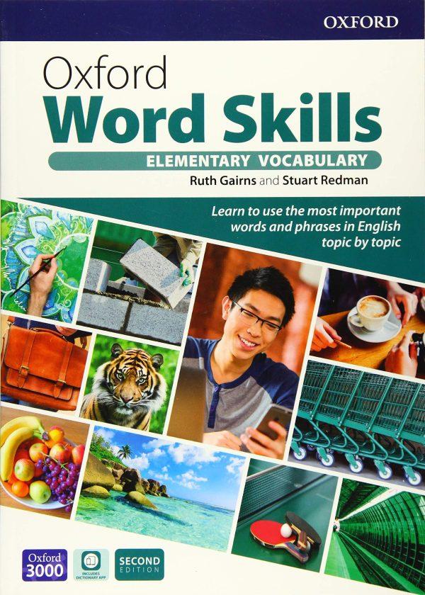 Oxford-Word-Skills elementary vocab