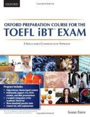 کتاب oxford preparation tofel ibt exam