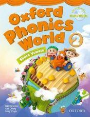 کتاب Oxford Phonics World 2