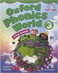 Oxford Phonics World 3 کتاب