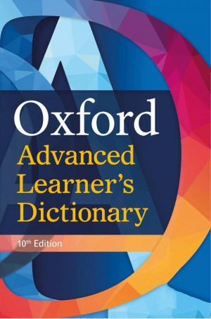 کتاب oxford advanced learner dictionary