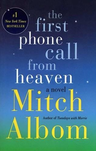 کتاب the-first-phone-call-from-heaven
