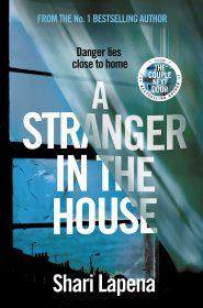 کتاب A STRANGER IN THE HOUSE