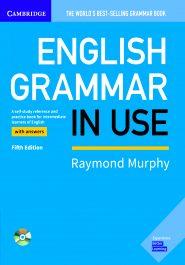 آزمون آیلتس کتاب English Grammar in Use- Fifth Edition