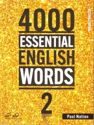 4000 Essential English Words 2 Second Edition