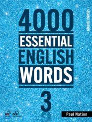کتاب 4000 Essential English Words 3 Second Edition