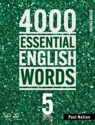کتاب 4000 Essential English Words 5
