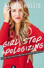 کتاب Girl Stop Apologizing