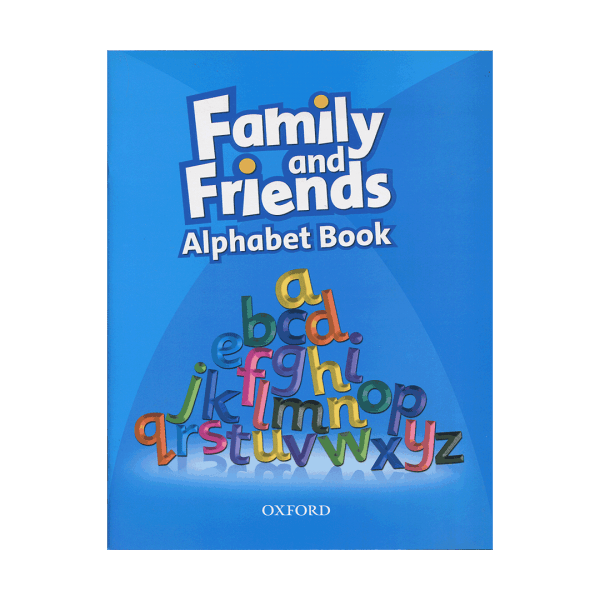 کتاب Family and Friends Alphabet Book (2)_2