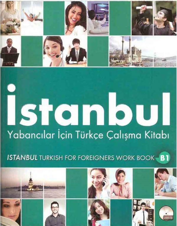 کتاب ترکی استانبولی Istanbul B1 گلاسه