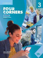 کتاب Four Corners 3 (2nd edition)