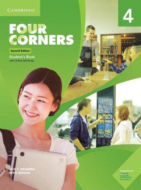 کتاب Four Corners 2 (2nd edition)