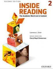کتاب Inside Reading 2 وزیری ویرایش دوم