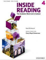 کتاب Inside Reading 4 وزیری ویرایش دوم