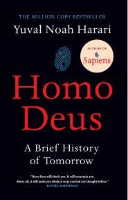 Homos Deus - A Brief History of Tomorrow 2