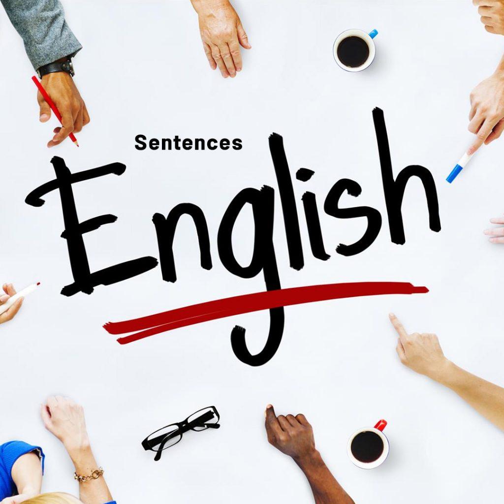 english-sentence-making