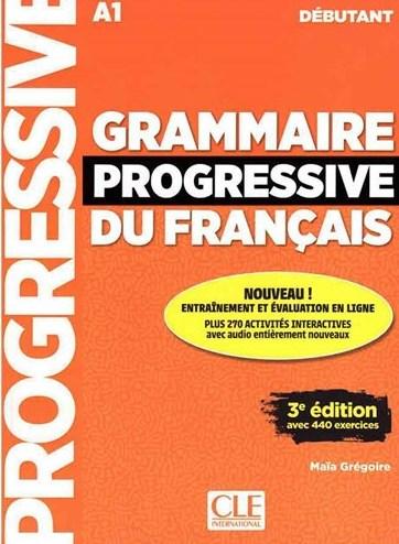 کتاب Grammaire-Progressive-Du-Francais-A1_