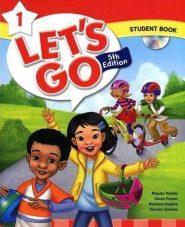 کتاب Lets-Go-1-5th-SB-WB-DVD
