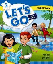 کتاب Lets-Go-3-5th-SB-WB-DVD