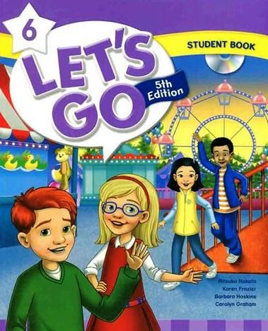 کتاب Lets-Go-6(5TH)