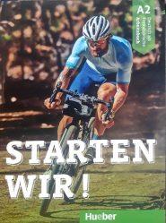 آموزش زبان آلمانی اشتارتن ویر (Starten Wir A2 (Textbook+Workbook از Rolf Bruseke