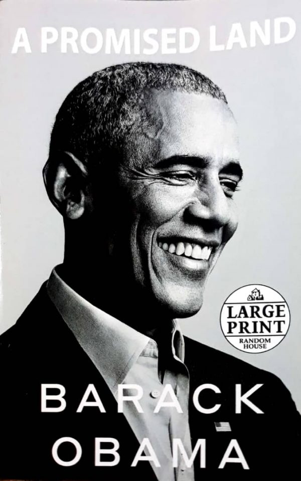 کتاب barack obama