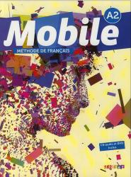 کتاب mobile methode a2 de francais