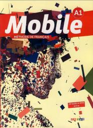 کتاب mobile methode a1 de francais