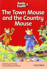 کتاب the town mouse and the country mouse