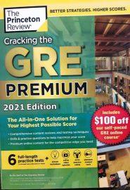 کتاب cracking GRE