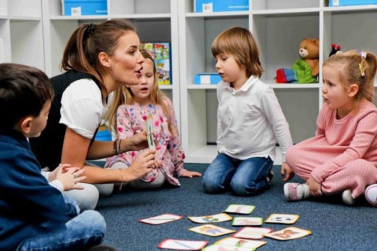 کتاب آموزشی آلمانی برای کودکان