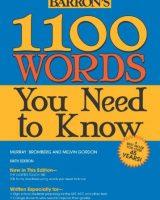 کتاب دیکشنری 1100 لغت