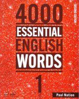 کتاب 4000 Essential English Words 1 Second Edition