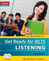 آزمون آیلتس Get-Ready-For-Ielts-Listening