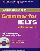 آزمون آیلتس کتاب Grammar For Ielts