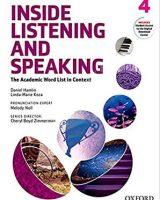 کتاب آیلتس Inside Listening and Speaking