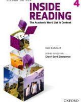 آزمون آیلتس کتاب Inside Reading 4 وزیری ویرایش دوم