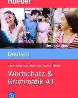کتاب گرامر آلمانی Deutsch uben: Wortschatz & Grammatik A1